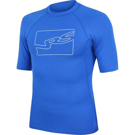NRS Hydrosilk Rash Guard Top - Short-Sleeve - Men's