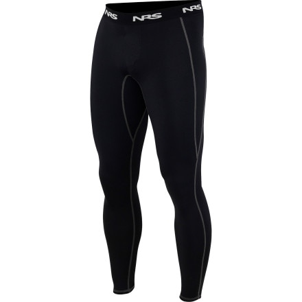 photo: NRS HydroSilk Rash Guard Pant