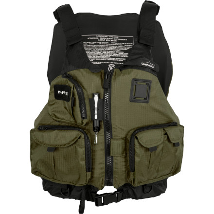 photo: NRS CVest Type III PFD