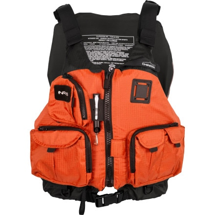 Nrs chinook type iii personal flotation device for Nrs chinook fishing pfd