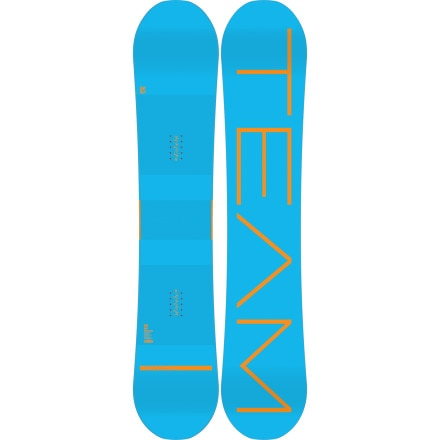 Nitro Team Series Gullwing Snowboard - Wide