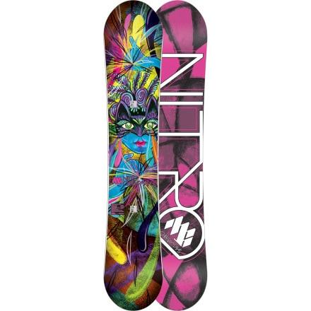 Nitro Cheryl Maas Pro Model snowboard