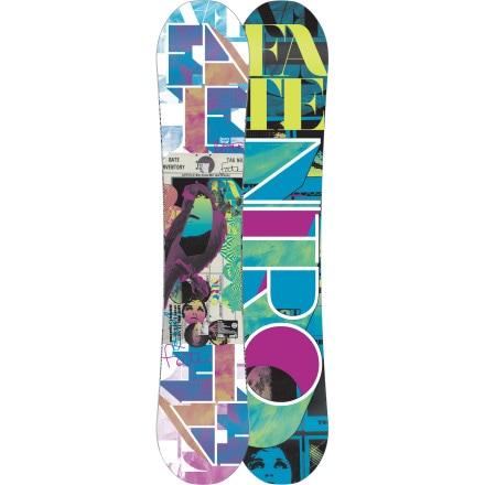 Nitro Fate snowboard