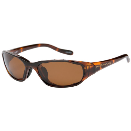 Native Eyewear Throttle Interchangeable Polarized Sunglasses