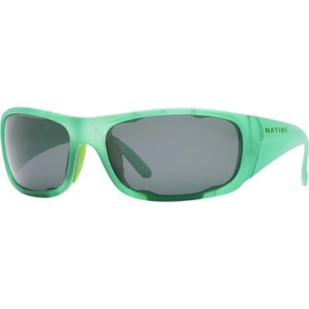 Native Eyewear Bomber Interchangeable Sunglasses - Polarized