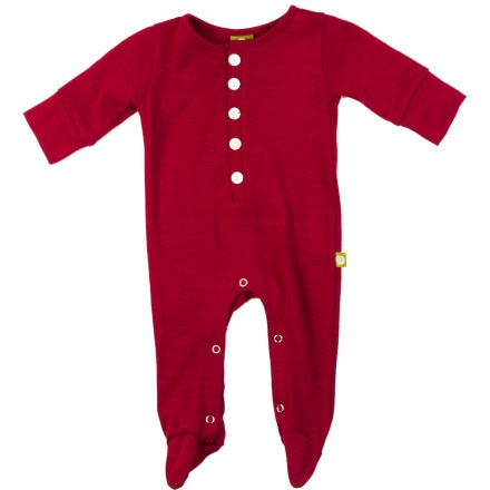 Nui Organics Footed Bodysuit - Infant Boys'
