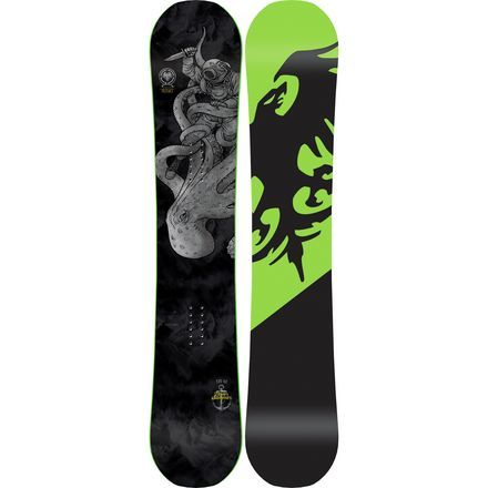Never Summer Evo 4.0 Snowboard
