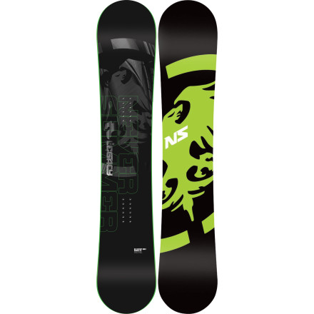 Never Summer Legacy Snowboard - Wide