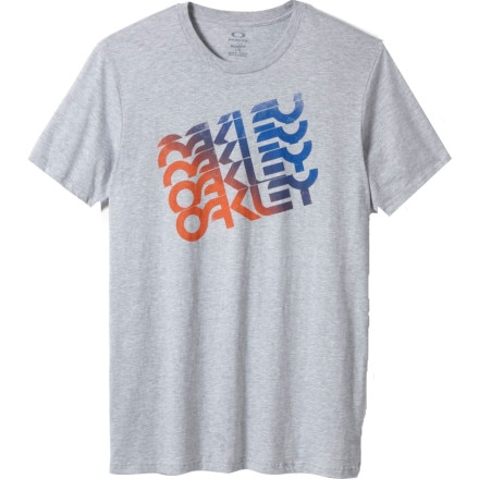 Oakley Quad Factory T-Shirt - Short-Sleeve - Men's