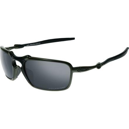 Oakley Badman Sunglasses - Polarized