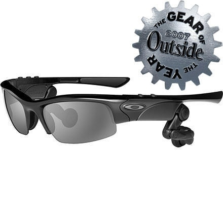 Oakley Thump Pro 512MB MP3 Sunglasses