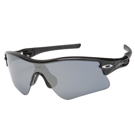 photo: Oakley Polarized Radar Range sport sunglass