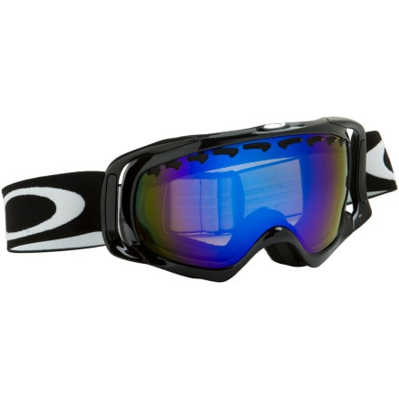 Oakley Polarized Crowbar Snow