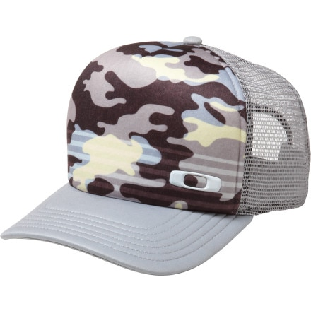 Oakley Gas Can Trucker Hat