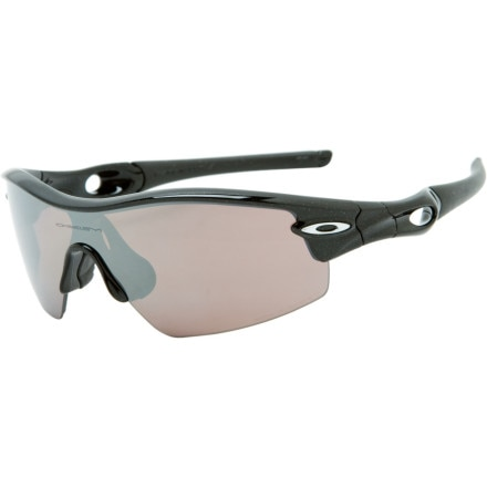 photo: Oakley Polarized Radar Pitch