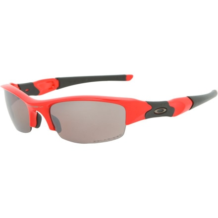 Oakley Flak Jacket Sunglasses - OO Polarized