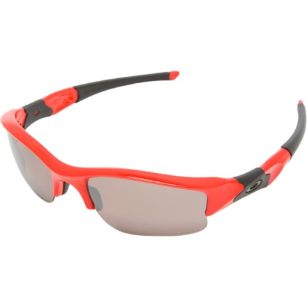 Oakley Flak Jacket XLJ Sunglasses - OO Polarized