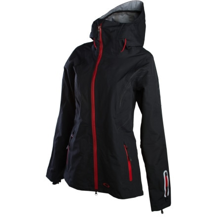 photo: Oakley Liesl Jacket snowsport jacket