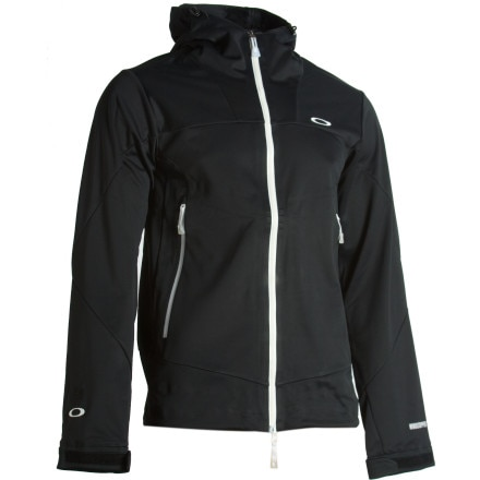 photo: Oakley Sethmo Softshell Jacket soft shell jacket