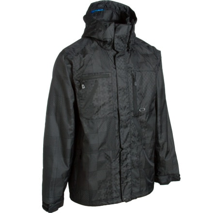photo: Oakley Shell Deals Jacket