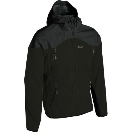 photo: Oakley Shells Fleece Jacket fleece jacket