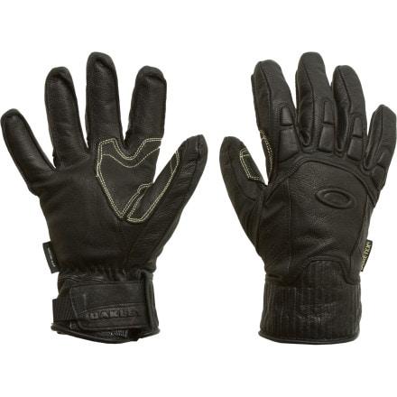 photo: Oakley No Exit Snow Glove insulated glove/mitten