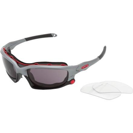 photo: Oakley Wind Jacket Sunglasses sport sunglass