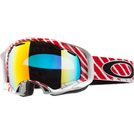Oakley Shaun White Signature Splice Goggle - Polarized