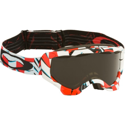 photo: Oakley Twisted Snow