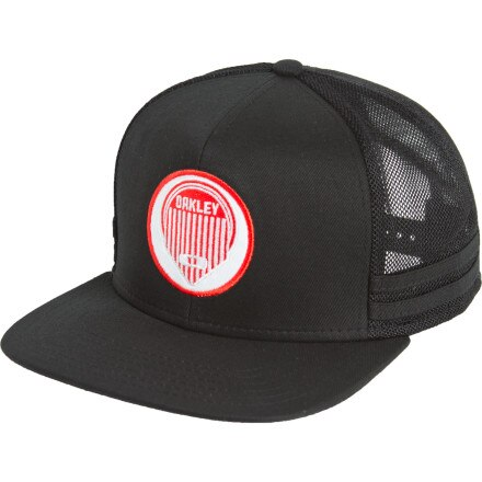 Oakley Lay A Patch Trucker Hat