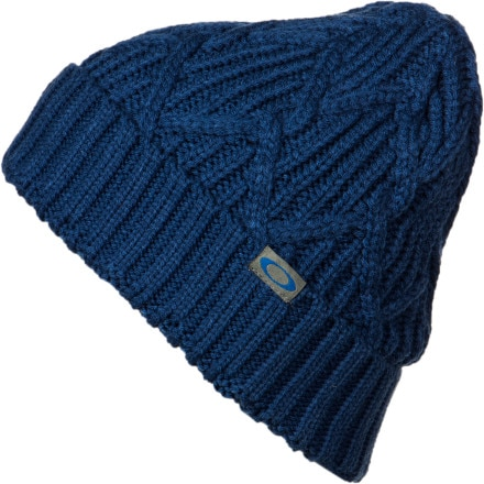 Oakley Cable Knit Beanie - Women's