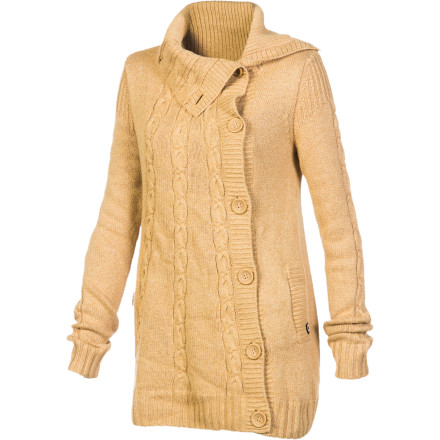 Oakley Hut Sweater Coat - Women's