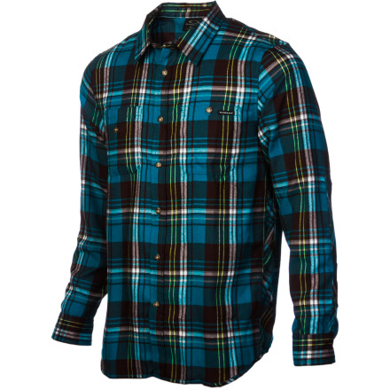 Oakley Pioneer Woven Shirt - Long-Sleeve - Men's