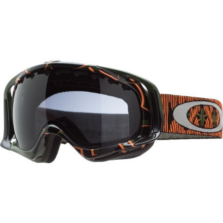 photo: Oakley Crowbar Snow
