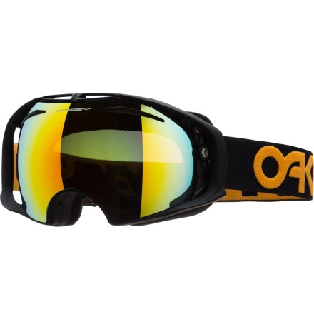 photo: Oakley Airbrake Snow Goggles