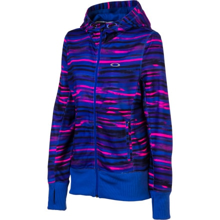 Oakley Covert Fleece Full-Zip Hoodie - Women's