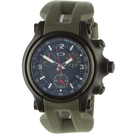 Oakley Holeshot 10th Mountain Division Watch