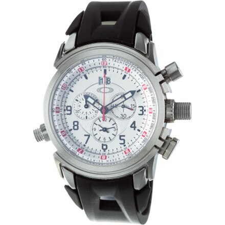 Oakley 12 Gauge Chronograph Watch