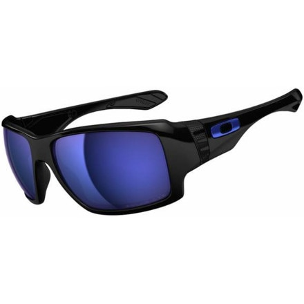 Oakley Big Taco Sunglasses - Polarized