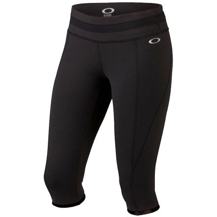 Oakley Night Run Capri - Women's