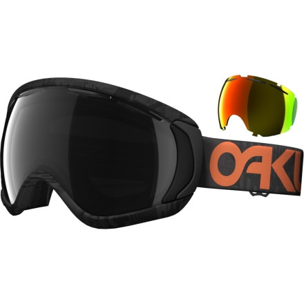 Oakley Factory Pilot Canopy Goggle