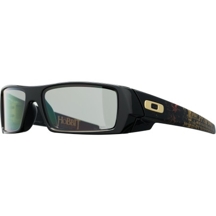 Oakley 3X GasCan The Hobbit with HDO-3D Special Edition Sunglasses
