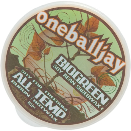 OneBallJay BioGreen Rub-On Wax