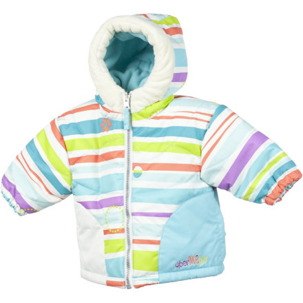 Obermeyer Belle Jacket - Infant Girls'
