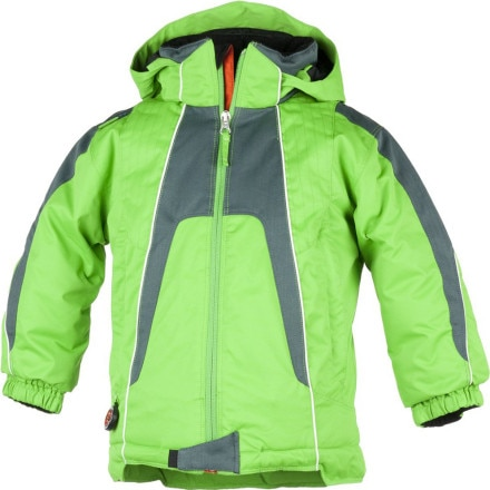 Obermeyer Downhill Insulated Jacket - Toddler Boys'