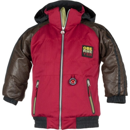 Obermeyer Slopestyle Jacket - Toddler Boys'