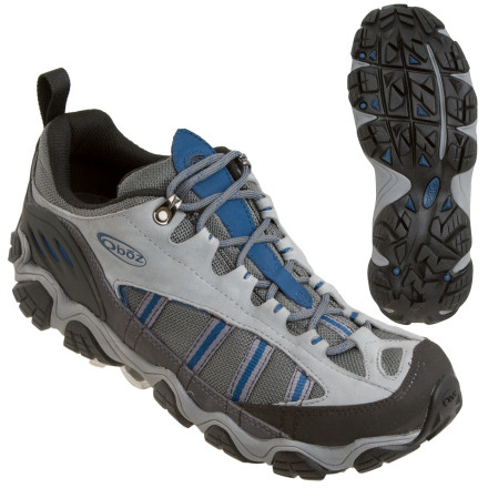 photo: Oboz Sidewinder trail shoe