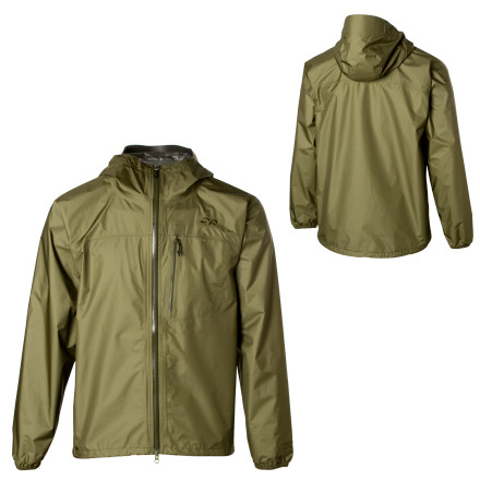 Outdoor Research Zealot rain jacket made w/ Goretex Paclite in ...