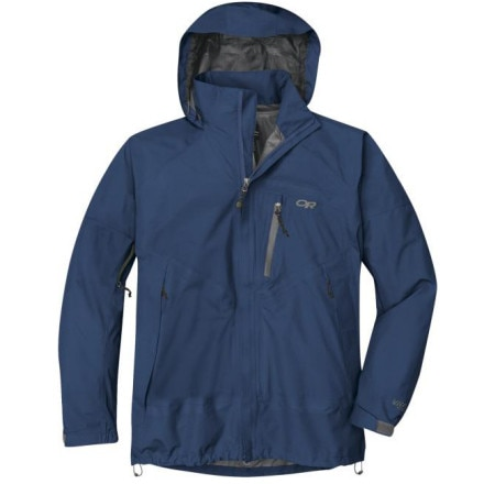 photo: Outdoor Research Elixir Jacket waterproof jacket