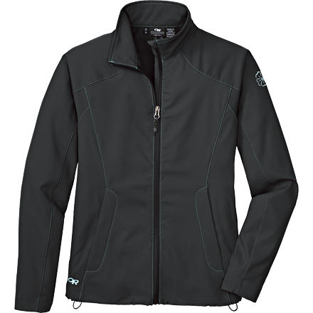 photo: Outdoor Research Insight Jacket soft shell jacket